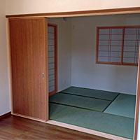 引き戸への取換え・新設、扉の撤去